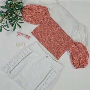 NWT Crop tops by CaliBlue